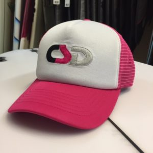 CSD Trucker Cap (Pink)
